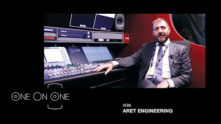 One on One with ARET Engineering | Genelec 8331| Interview