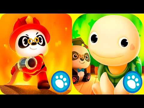 Доктор Панда - Dr. Panda - Развивающие мультики Доктор Панда