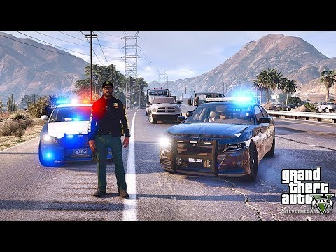 GTA 5 MODS LSPDFR 890 - JASHUA ROAD!!! (GTA 5 REAL LIFE PC MOD) 4K 60FPS