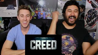 CREED Official TRAILER #2 REACTION & REVIEW!!!