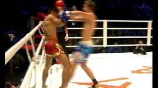 Тайский бокс. Петров vs. Срисомпонг (Часть 2)