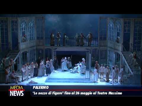 """Dopo 18 anni al Teatro Massimo di Palermo """"Le nozze di Figaro"""""""