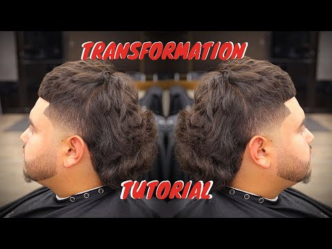 Takuache Cuh Haircut Transformation 2019!! (Have You Seen A Better Mullet?)
