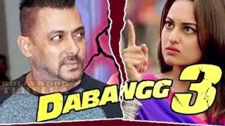 vuclip Salman Khan Miffed With Sonakshi Sinha, Removed Her From Dabangg 3 ?