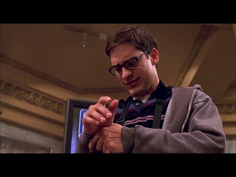 Spider Man (2002) - Columbia University Science Department Tour scene (1080p) FULL HD