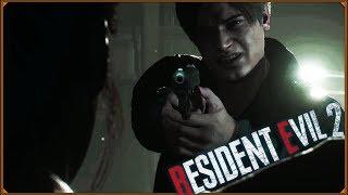 Resident Evil 2: REmake #1 - Anioł z jednymi drzwiami!