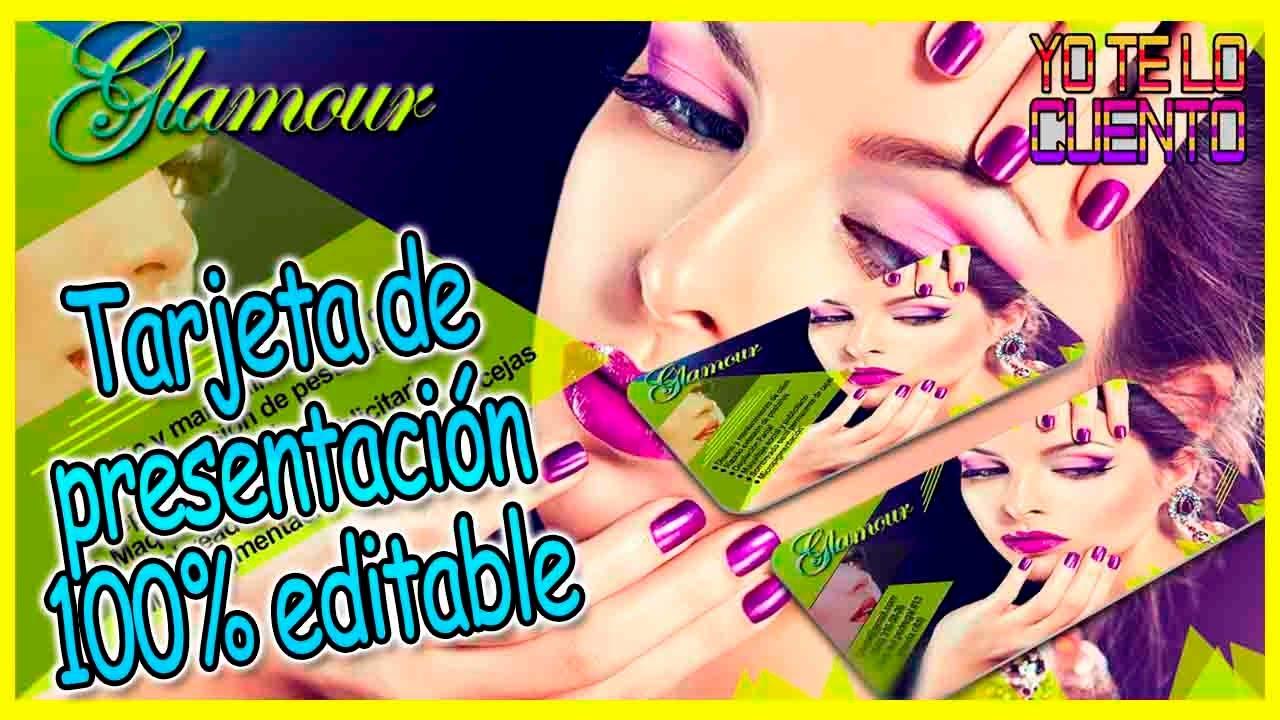 Formato De Tarjetas De. Good Modelo De Tarjeta Profesional With ...