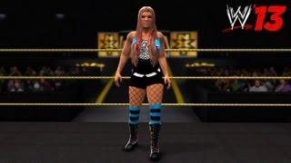 WWE '13 Community Showcase: Shaul Guerrero / Raquel Diaz (Xbox 360)