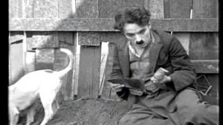 1918 - Charlie Chaplin - A Dog's Life-3.avi