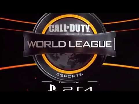 7/17 Stage Two Playoffs Dream Team vs Luminosity Gaming - Call of Duty® World League