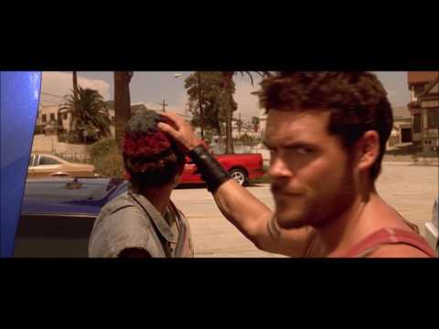 "Fast & Furious (2001) Brian VS Vince ""I like the tuna here"" [Full HD/1080p]"
