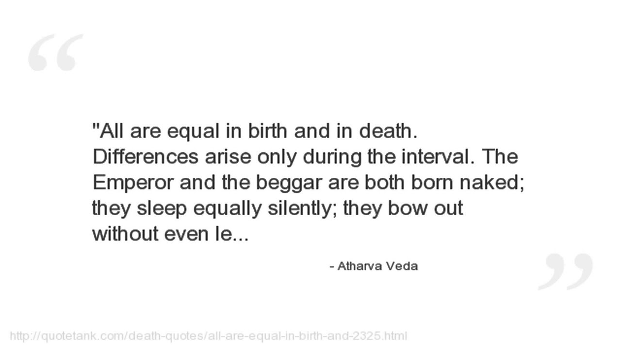 Atharva Veda Quotes - YouTube