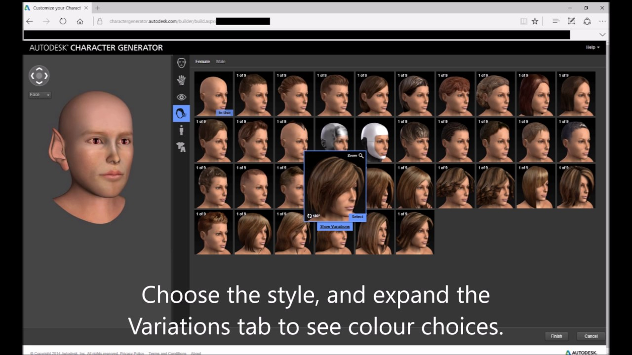 How-To: Autodesk Character Generator x Poser Pro 11