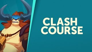 Clash Course: Lord Knossos