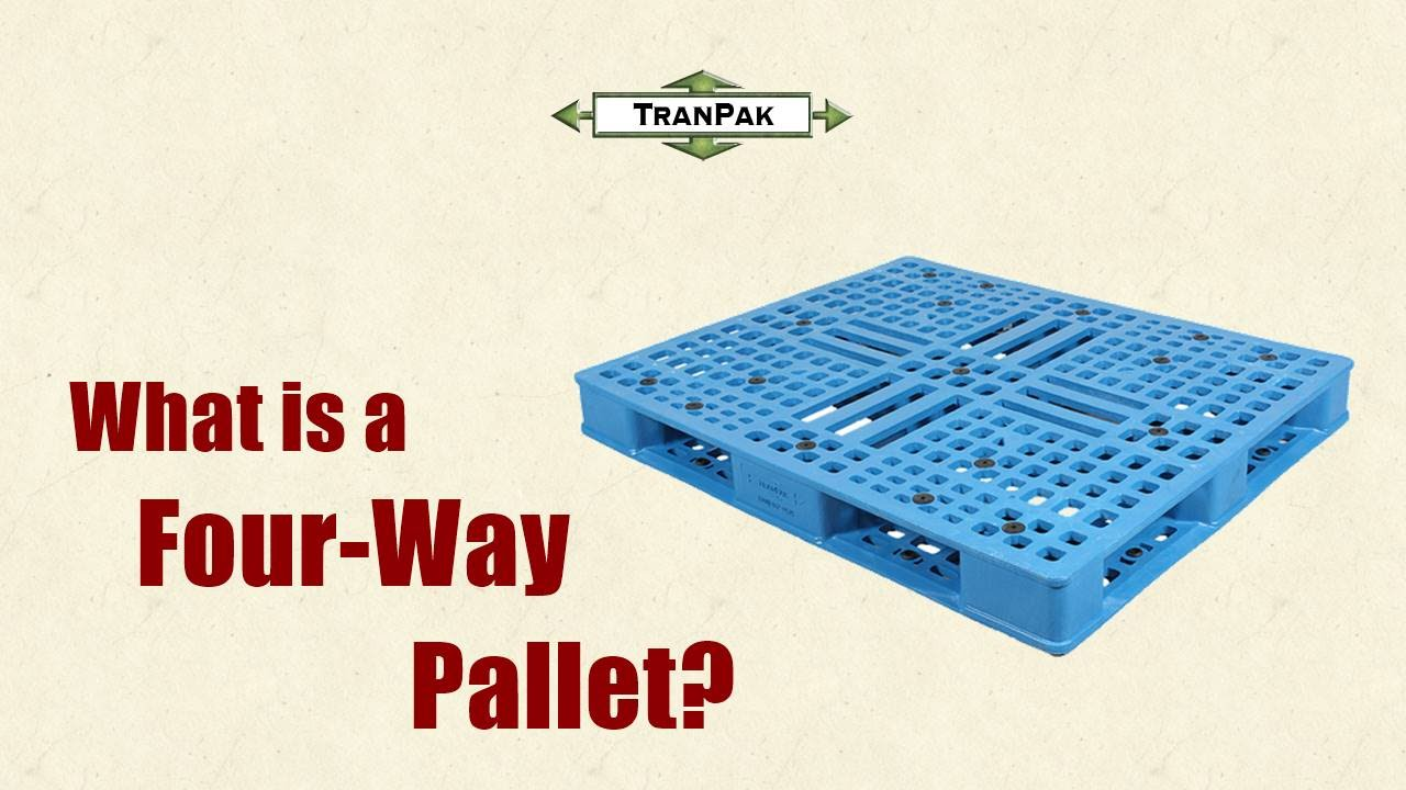 What Is A Four Way Pallet