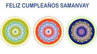 Samanvay   Indian Designs - Happy Birthday