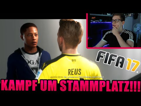FIFA 17 THE JOURNEY - KAMPF UM DEN STAMMPLATZ! (DEUTSCH) - MARCO REUS! #3