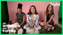 The Bold Type: Interview with Puppies • Now Streaming on Hulu
