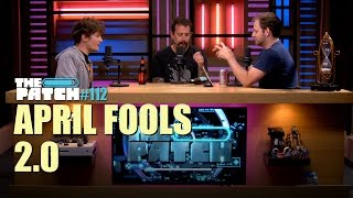 April Fools 2.0 - The Patch #112