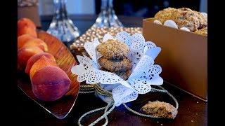 Chocolate Oatmeal Cookies 巧克力燕麦曲奇 (中文字幕版)