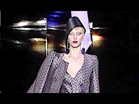 ARMANI PRIVÈ Spring Summer 2013 Paris Haute Couture - Fashion Channel