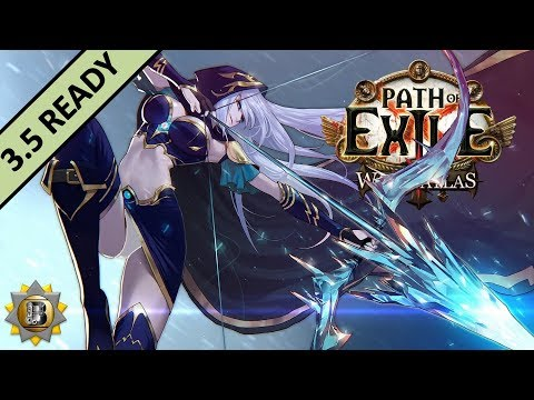 [3.5] Ice Shot Build - Deadeye Ranger - Path of Exile War For The Atlas - Betrayal