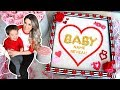 BABY NAME REVEAL!!! SWEETEST ANNOUNCEMENT | Liza Adele