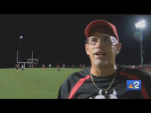 South Fort Myers kicks off football season under new leadership with midnight practice