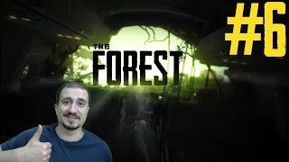 The Forest #6 (Türkçe) | Katana ve el feneri