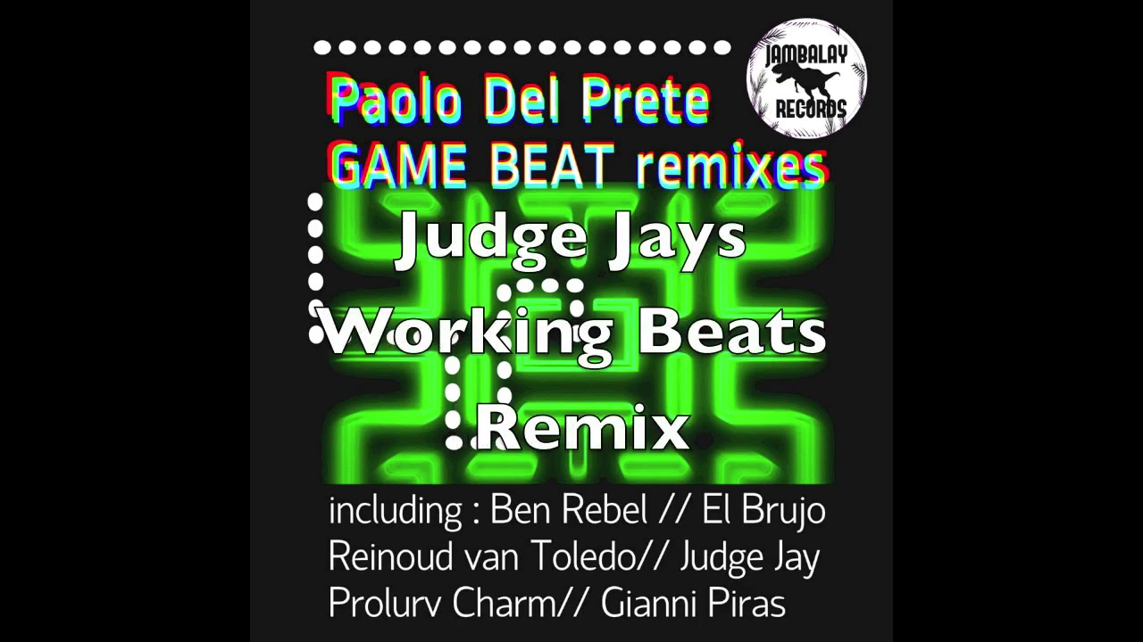 Paolo Del Prete GAME BEAT Remixes