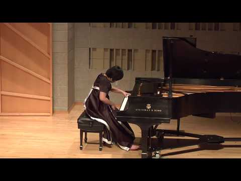 1st Prize Winner of Concert Festival Solo Recital Competition
