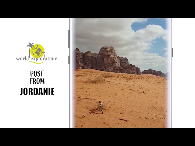 022 JORDANIE POST FROM 01