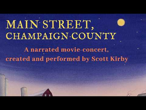Scott Kirby speaks about Main Street Champaign County