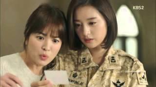 [Fan MV]태양의 후예  OST - 말해! 뭐해?(Talk Love)- 케이윌(K.will) 2
