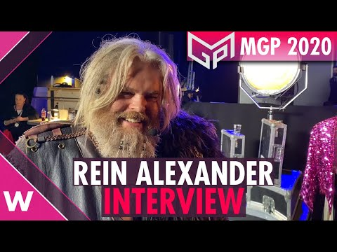 "Rein Alexander ""One Last Time "" - Melodi Grand Prix 2020 Semi-Final 2"