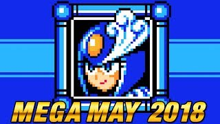 Mega Man 9 - Mega May 2018