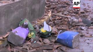 New magnitude-6.6 quake shakes Nicaragua; hundreds of homes damaged from earlier quake