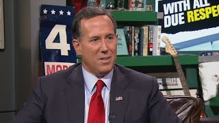 Rick Santorum: Radical Islam Is Not About Climate