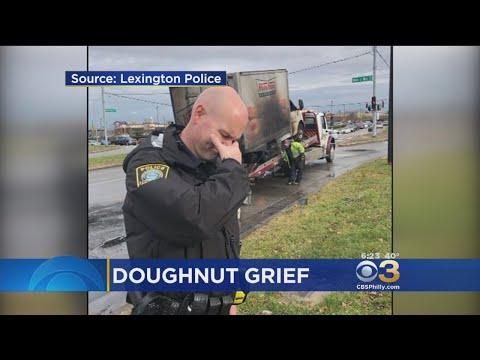 Chris Proctor - Kentucky Police Mourn Krispy Kreme Truck That Was In Fire