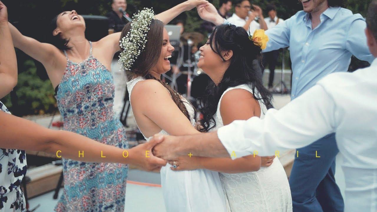 pretty same sex wedding pictures in Drummondville