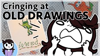 Download Cringing at My Old Drawings (100k Milestone) Mp3 and Videos