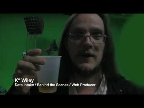 Gamers 3 BTS - Web Producer
