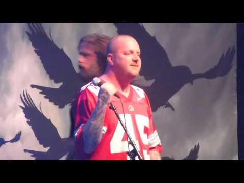 The Haunted - 99@Lisebergshallen 2015-12-05 Gothenburg Sweden