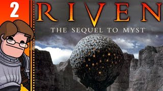 Let's Play Myst II: Riven Part 2 (Patreon Chosen Game)