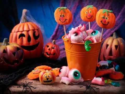как украсить комнату своими руками на хэллоуин