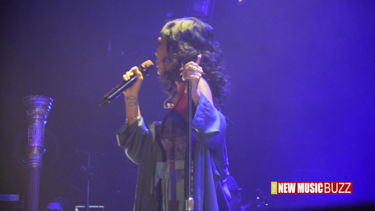 Jhene Aiko Living Room Flow LIVE 30 Days In LA