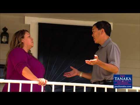 Jeanette Chavez endorses Paul Tanaka for Sheriff