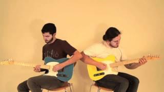 Huge Hammers - Dez & Jo Playthrough (Guitar World)