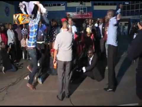 Nairobi Jubilee Nominations: Sonko,Sakaja, Shebesh declared  winners