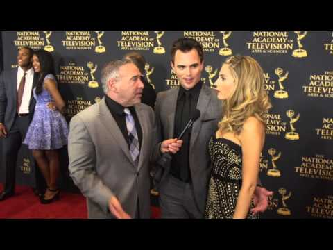 reg carpet   kelly kruger & darin brooks